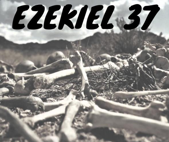 Ezekiel 37 Plain
