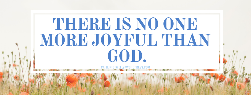 joyful God