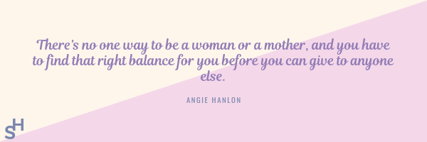 Sarah N quote 2 Angie